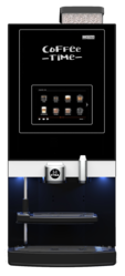 Dorado Espresso Medium Smart Touch Black front